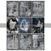 Paintings by Koen Lybaert   set 8