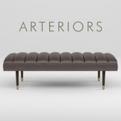 Bench Arteriors Christophe