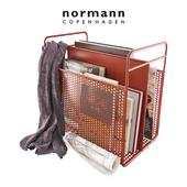 Normann Copenhagen Analog Magazine Rack