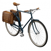 Classic bicycle in two versions