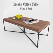 Mixer Coffee Table by B-Modern
