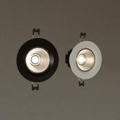 Recessed luminaire DS-017B60