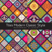 tiles Modern classic style