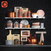 Декоративный набор для кухни