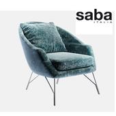 Saba Italia Chillout armchair