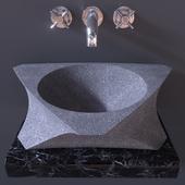 Sink Bathroom Sheerdecor Prisma 1617217