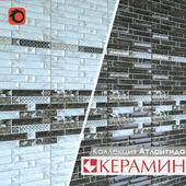 Keramin Tile collection Atlantis