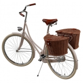 Bicycle for a Lady in two versions