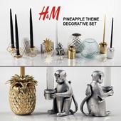 Decorative set H&M