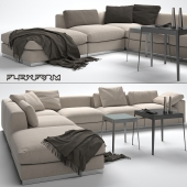 Sofa Beauty Flexform