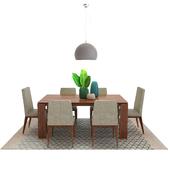 Calligaris Furniture and Accessories Set