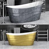 Акриловая ванна Lagard Alya