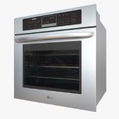 LG LWS3010ST Oven