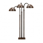 Porta Romana Arc Lamp