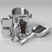 Coffee accessories Motta