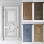 Сlassic entrance door collection