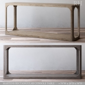 MARTENS RECTANGULAR CONSOLE TABLE