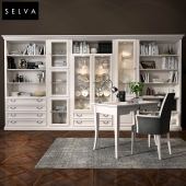 Selva bookcase Mirabeau set sections01