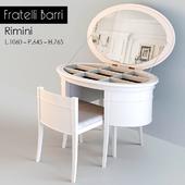 Dressing table + chair FRATELLI BARRI Rimini
