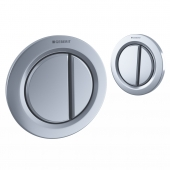 Geberit HyTouch drain button