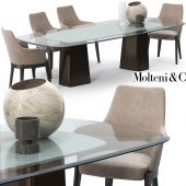 Molteni mayfair set