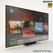 Sony X930D X940D 4K HDR