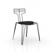 Tom Dixon Wire Chair