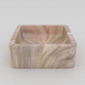 Marble washbasin RM03