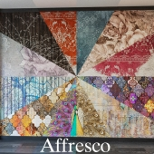 Wallpaper (fresco) Affresco Part 01