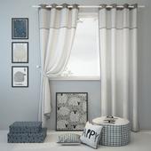 Curtain and decor 11