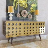 Essential Home_Monocles Sideboard