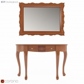 Panamar Console 155.120.P and mirror 316.080.P
