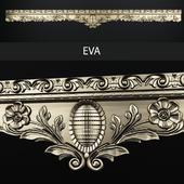 Карниз классический фирмы EVA