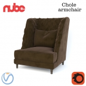 Chole louhge chair