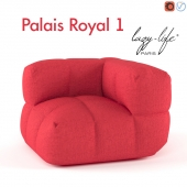 Armchair Palais Royal 1