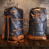 Buffalo Jackson Dakota Vintage Backpack Bag