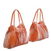 Baggallini Motivate Yoga Tangerine Tote Bag