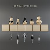 Creative Key Holders