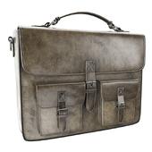 CrazyHorse Leather Bag