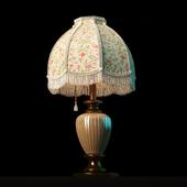 Table lamp retro