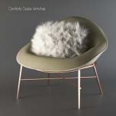 Comforty Oyster Armchair