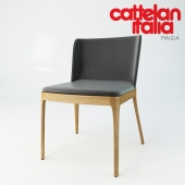 CATTELAN ITALIA - MAGDA without armrest