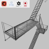 Evacuation ladder / Evacuation ladder