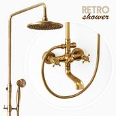 Retro Shower YANKSMART