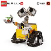 LEGO Wall-E №21303