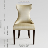 Councill Furniture Elise Side Chair