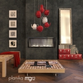 PLANIKA FLA3 in casing A and MG12 Sofia