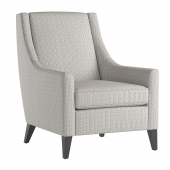 Mitchell Chair Gold Cara Tall