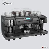La Cimbali coffee maker