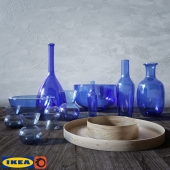 IKEA STOCKHOLM / Набор посуды №1